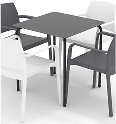 conjunto mesas y sillas