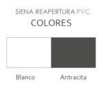 SIENA REAPERTURA COLORES